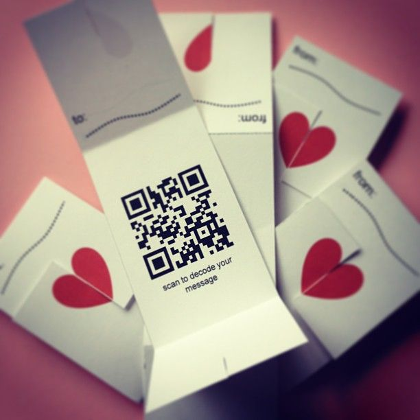 Very cool DIY free printable QR reader valentines!!! Cool for boys or girls. Check out the secret message!