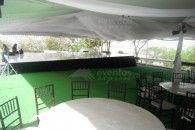 Renta de pasto sintético y alfombras para sus eventos en Monterrey
