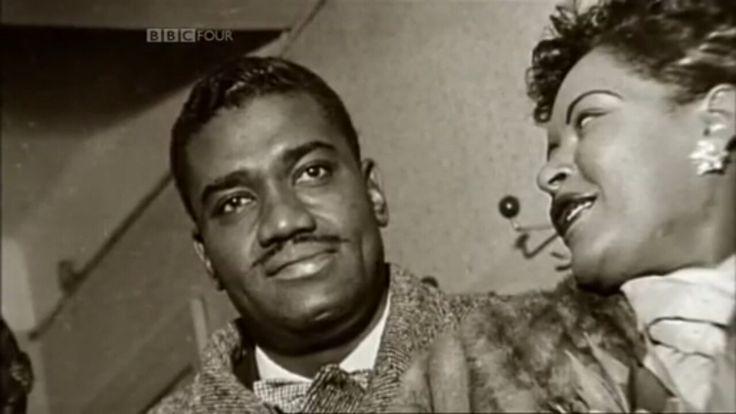 Billie Holiday & Husband Louis McKay