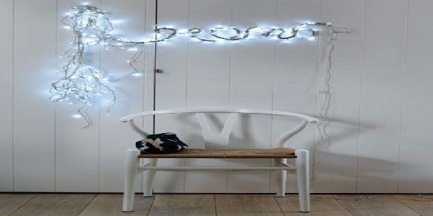 Interior Decorating with Fairy Lights