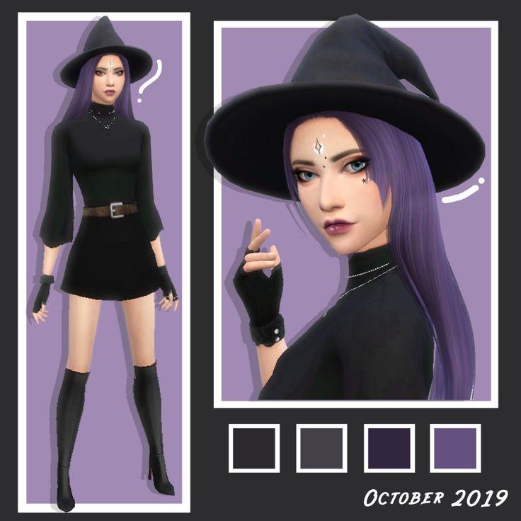 Pin na Sims