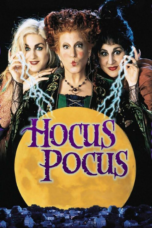 Hocus Pocus 【 FuII • Movie • Streaming