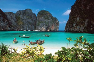 Thailand! :) Best Vacation Location!