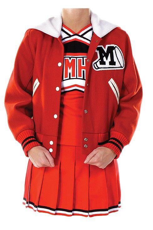 Cheerios complete cheerleading costume.