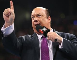 """WWE - (Mr.) Paul Heyman : Advocate For Brock Lesnar ""… My Wife(""Chiwid"")And I Both Respect Your Quick Intellect…!!!"