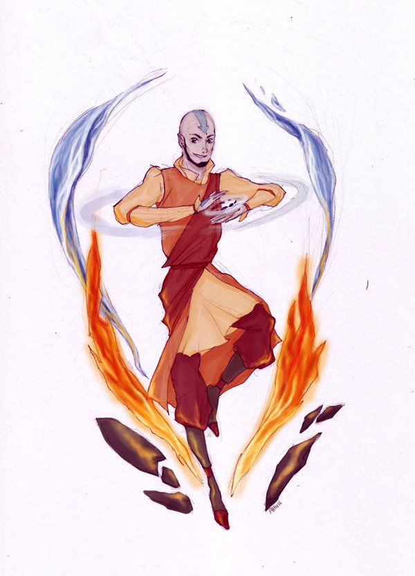 The Last Airbender. by ~ANST2010 on deviantART