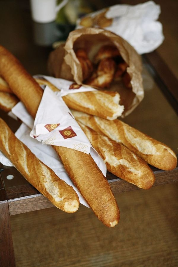 French baguette. | Food | Pinterest