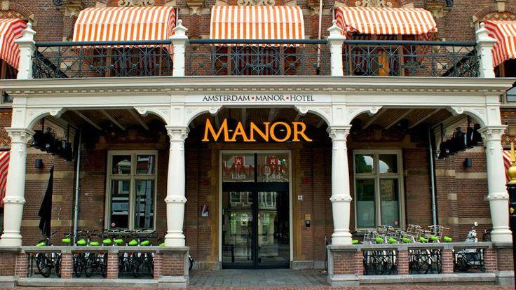 The Manor Hotel Amsterdam - Hampshire Eden