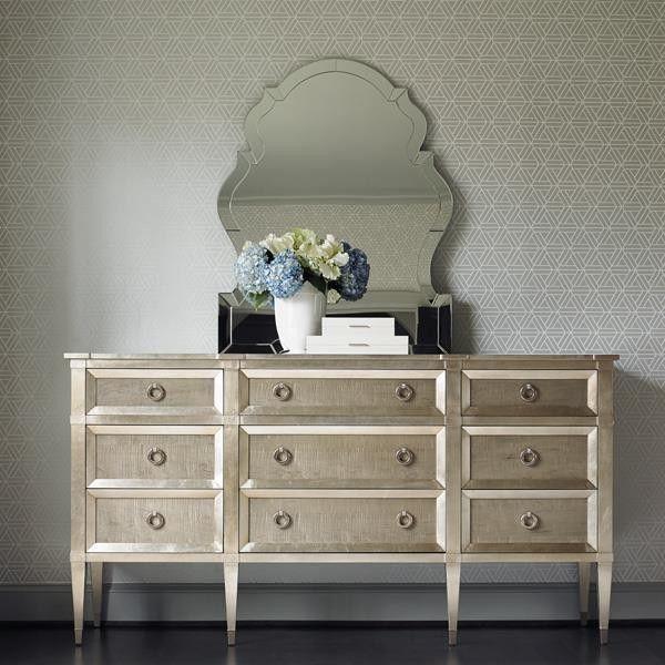 Caracole Italian Dressing Dresser   Dressers & Chests   Bedroom   Furniture   Candelabra, Inc.