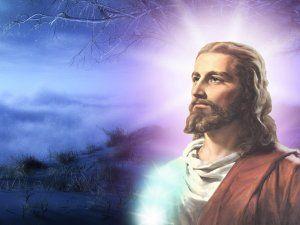 Tapeta na Plochu Ježíš Kristus