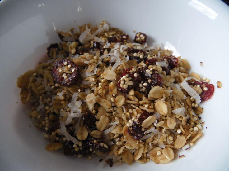 Quinoa Granola |