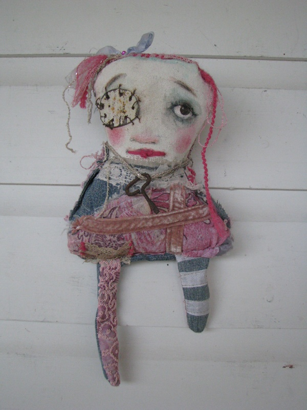 by lovellaranch...#doll  whimsy
