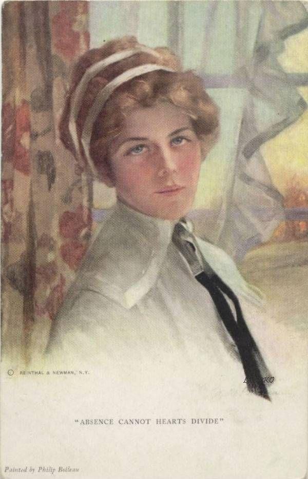 Philip Boileau (Canada, 1863-1917) - Vintage Postcards