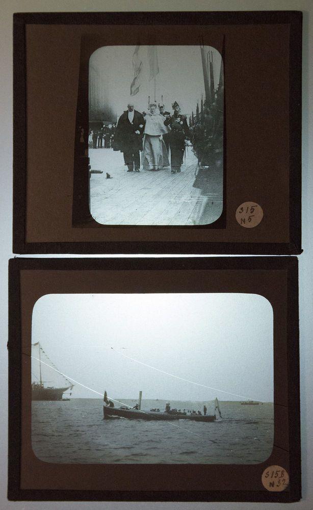 PHOTOS Arrivée NICOLAS II CHERBOURG 1896 TSAR RUSSIE FELIX FAURE ETOILE POLAIRE