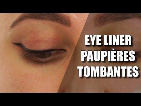Comment faire (correctement) un trait d'eye-liner sur des paupières tombantes | Cola's Hood