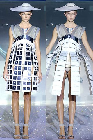 Hussein Chalayan animatronic dress. http://www.dazeddigital.com/artsandculture/article/13415/1/dazed-confused-intergalactic