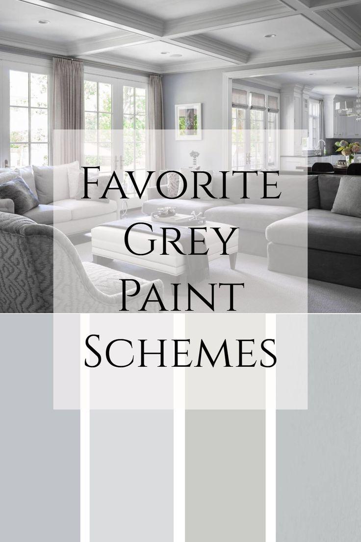 Room Redo Grey Interior Paint Color Schemes Grey Interior Paint Grey Paint Living Room Living Room Paint Color Inspiration Room paint color inspiration