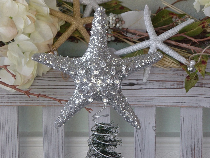 86 Best Starfish TREE TOPPER Images On Pinterest