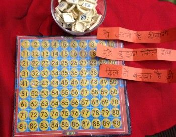 A FUNNY oneminute Game. It is an activity game Hostess requirements Housie board, housie numbers, make 3 slips and write Dil to bacha hai ji in first slip, in second write Ye jawani hai deewani, in third slip write Budha hoga Tera baap. How to play- Call ladies one by one and ask to…