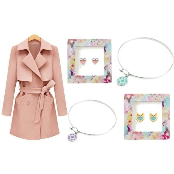 Foxy in Pastels by brittanypileggi on Polyvore