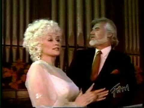 I remember when this Kenny & Dolly Christmas special was on in the early 80s. I was young but gosh I loved Kenny Rogers. This album has been played over and over ever since. :: I'll Be Home With Bells On