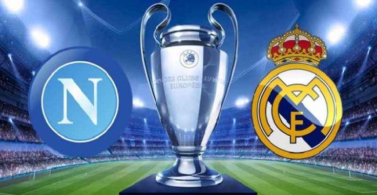 Real Madrid - Napoli in diretta live streaming 2017 #real #madrid #napoli #streaming