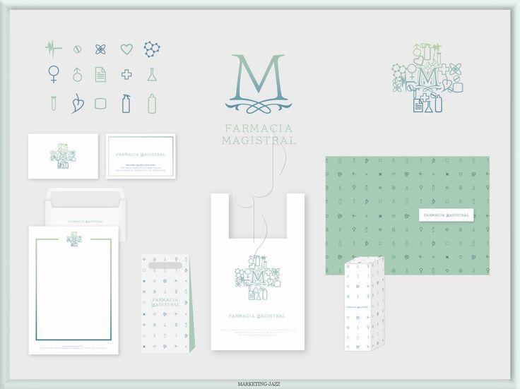 Diseño Merchandising Farmacia Magistral, Murcia