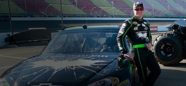 Dale jr. is Nascars most popular driver 10 yrs. straight!!! JR. NATION IS ALIVE!GETTING BIGGER,LES!!