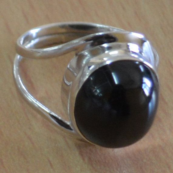 This week Summer/Father's Day offer:Get 25% discount on Min Purchase $25 coupon code - SUM15 for all products.  Classic Design Beautiful Black Onyx Gemstone by DevmuktiJewels