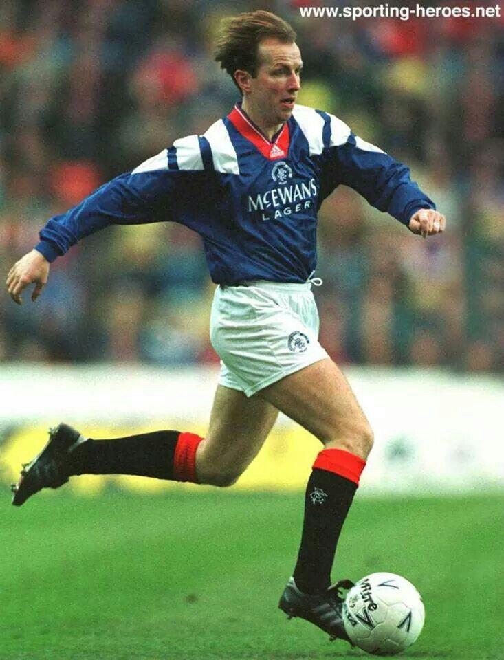 Trevor Steven Glasgow Rangers #mike1242 #ilikethis #mikesemple2015