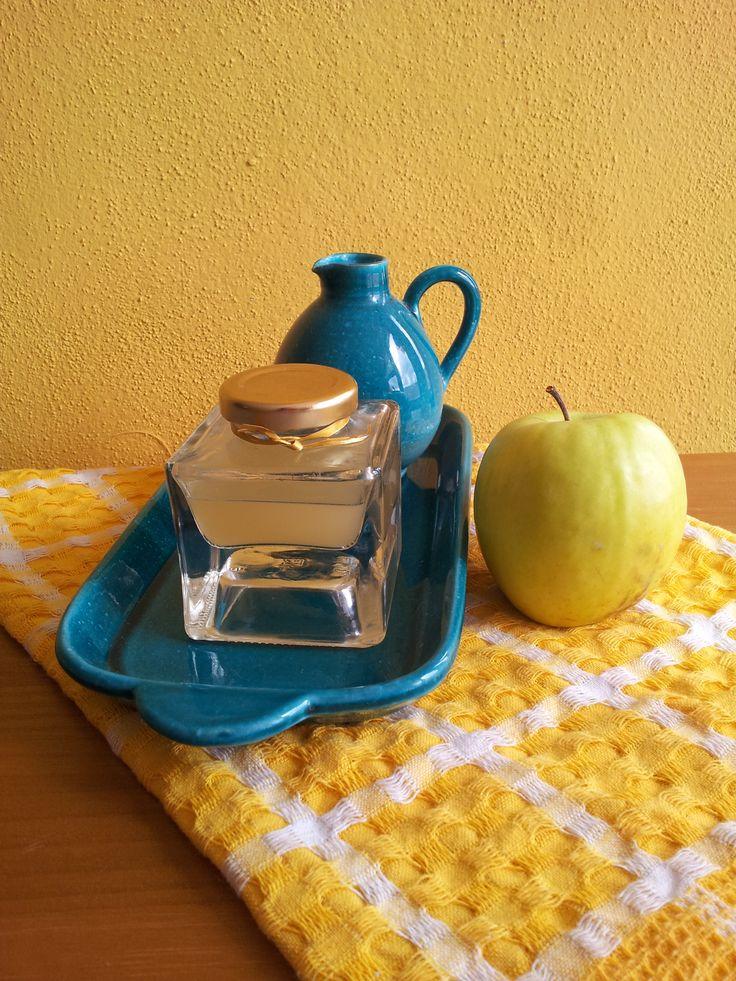 Aceto di mele fatto in casa