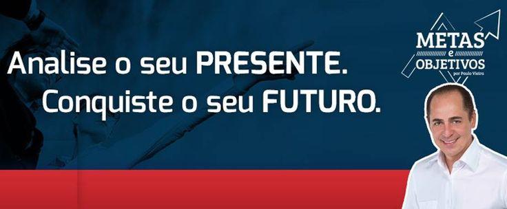 http://www.estrategiadigital.pt/defina-metas-e-concretize-objetivos-com-a-ajuda-de-paulo-vieira/ - Aprenda nesta série de vídeos gratuitos o PASSO a PASSO para que você atinja as suas METAS mais OUSADAS, para que haja mobilização de ENERGIA, FOCO e ATENÇÃO, para que os seus sonhos, sejam eles quais forem, ACONTEÇAM!