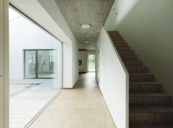 Hofhaus in Bisamberg 2015_Triendl und Fessler Architekten