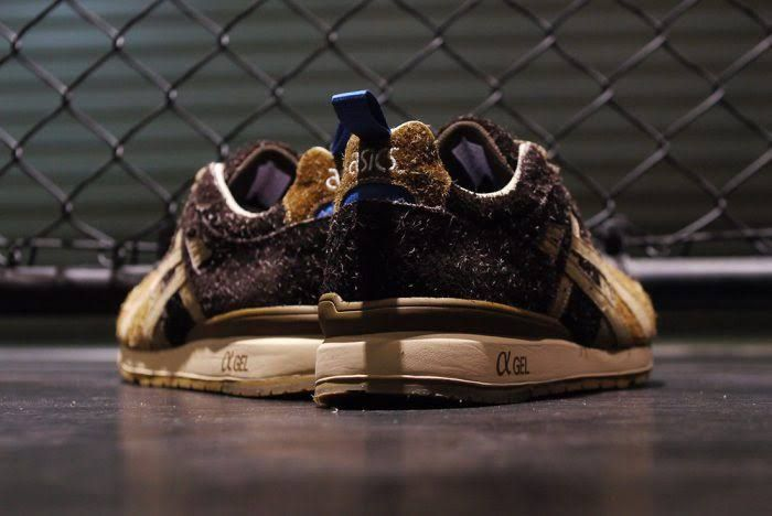 "Mita x Asics GT-II ""Squirrel"""