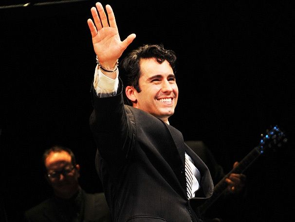 Oh, What a Night! Tony Winner John Lloyd Young Celebrates His Return as Frankie Valli in Jersey Boys