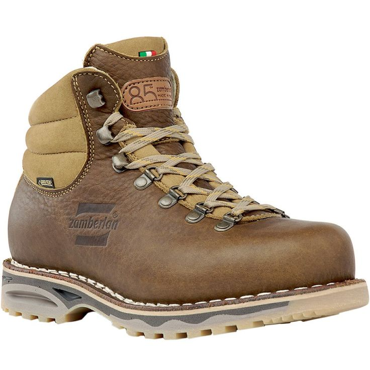 Zamberlan Gardena NW GTX 85th Anniversary Boots (Men's) - Mountain Equipment Co-op. Free Shipping Available