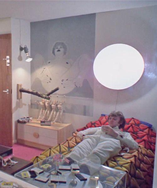 Stanley Kubrick / A Clockwork Orange.