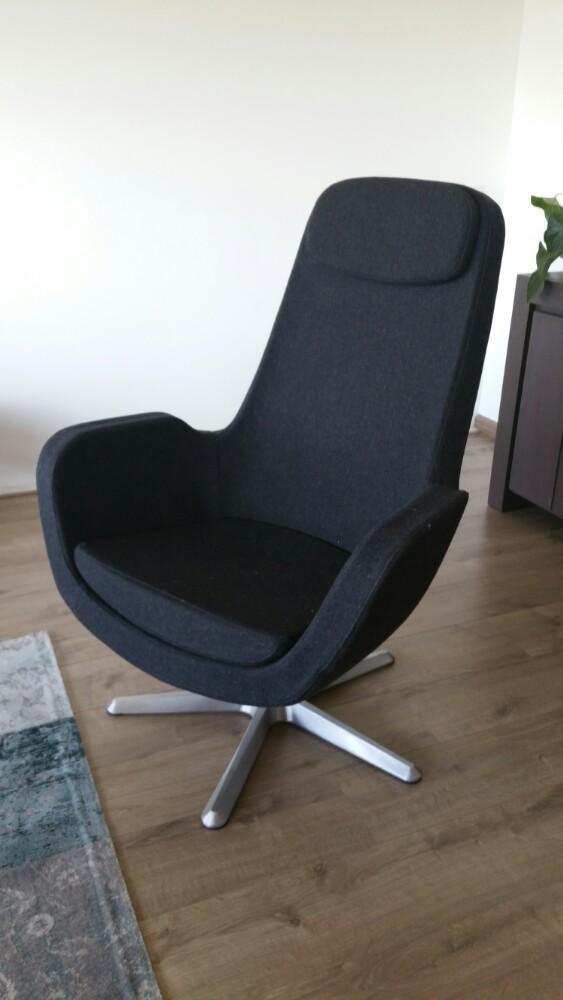 Tweedehands Ikea draai fauteuil - te koop - Capelle aan den IJssel, ZH