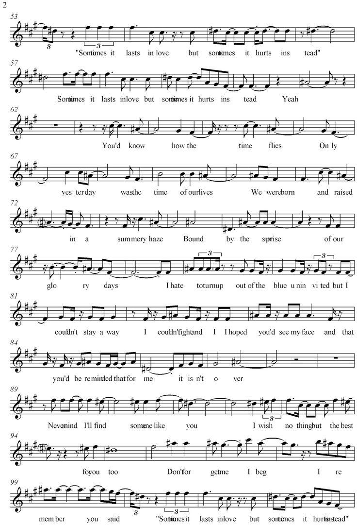 48 best music chords learning images on pinterest piano adele someonelikeyoukaraotecacom hexwebz Image collections