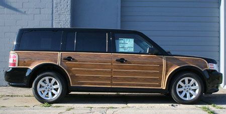 PT Woody Ford Flex Woody Styling Kitl Page
