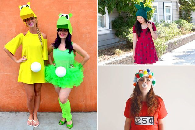 20 Cheap & Easy Halloween Costumes for Adults