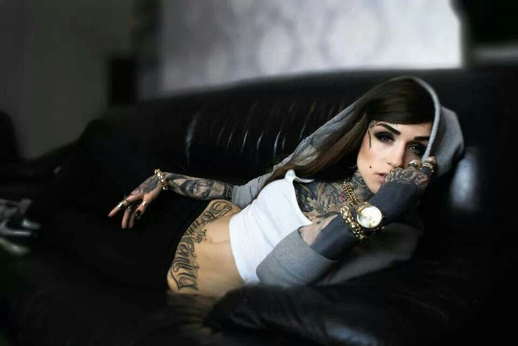 Tattoo Model Monami Frost | Art | Pinterest | Models ...
