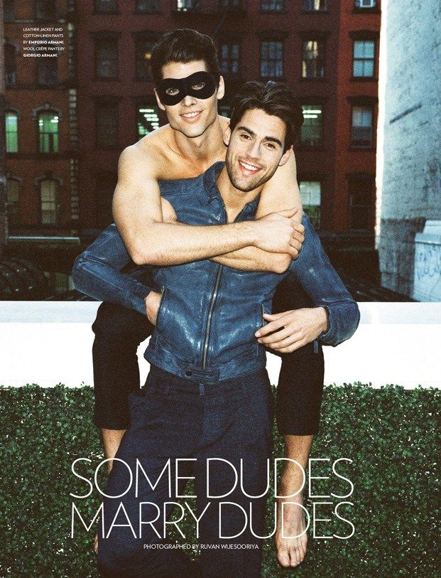 Brian Shimansky, Chad White, Married Dude, Flaunt Magazines, Guys Married, Gay Married, Gay Kisses, Dude Married, Gay Pride