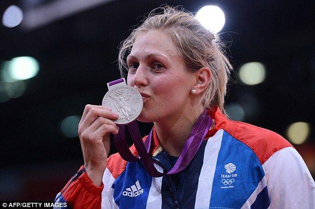 Gemma Gibbons - Silver, Under-78kg Judo