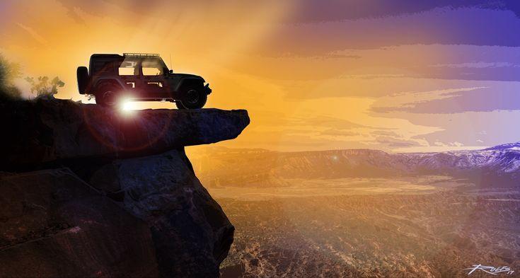 Moab Húsvéti Safari Jeep