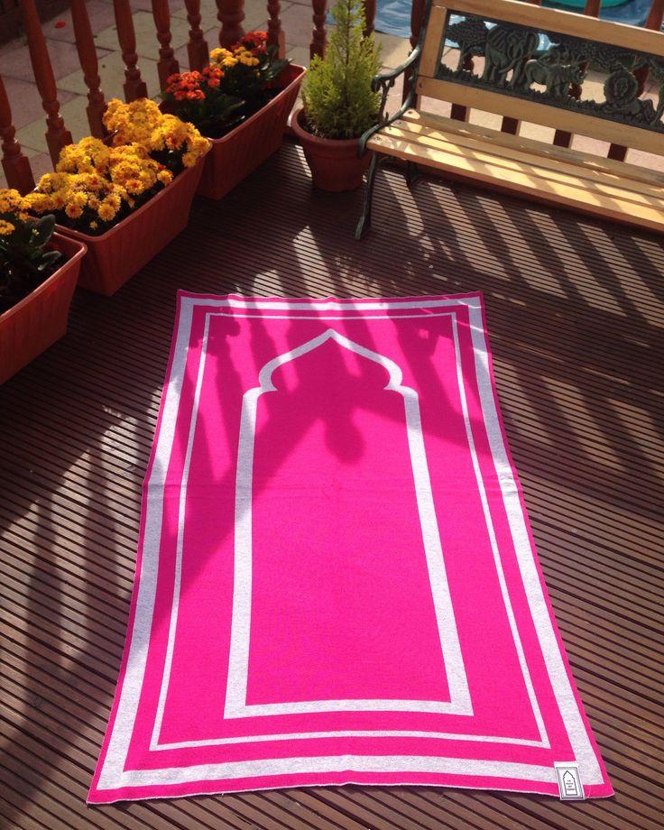 The Aisha Prayer Mat #prayermat #prayermats #prayerrug #salah #musallah #namaaz #theprayermatcompany #britishmade #designerprayermat