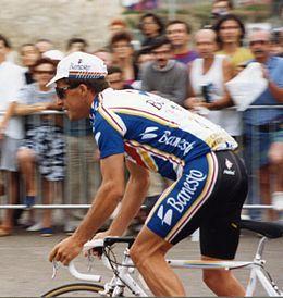 TOUR DE FRANCE 1988 Pédro DELGADO.
