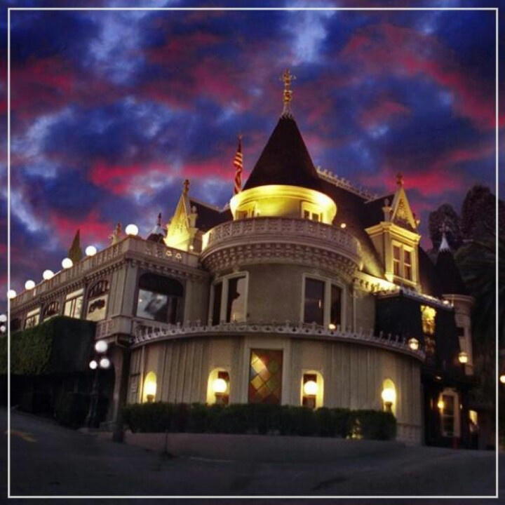 The Magic Castle Hollywood CA I Never Went Inside, But