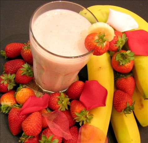 A strawberry isn't a technically a berry...Buy a banana is!
