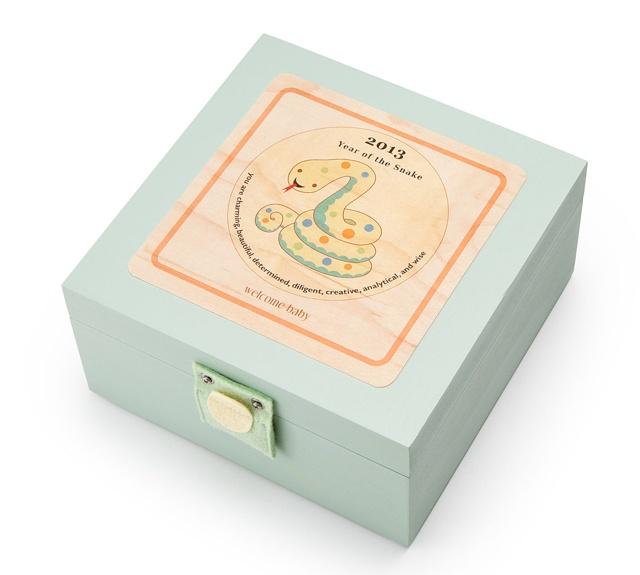 super cute birth year box !